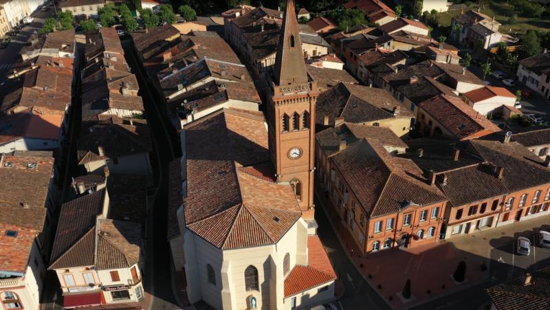 Eglise de Levignac