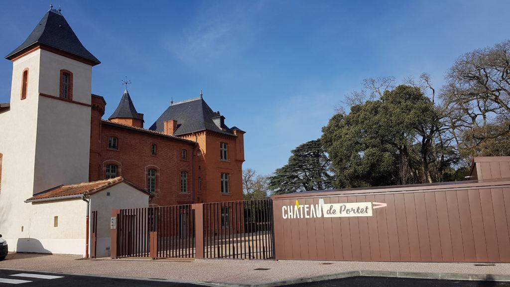 Château de portet