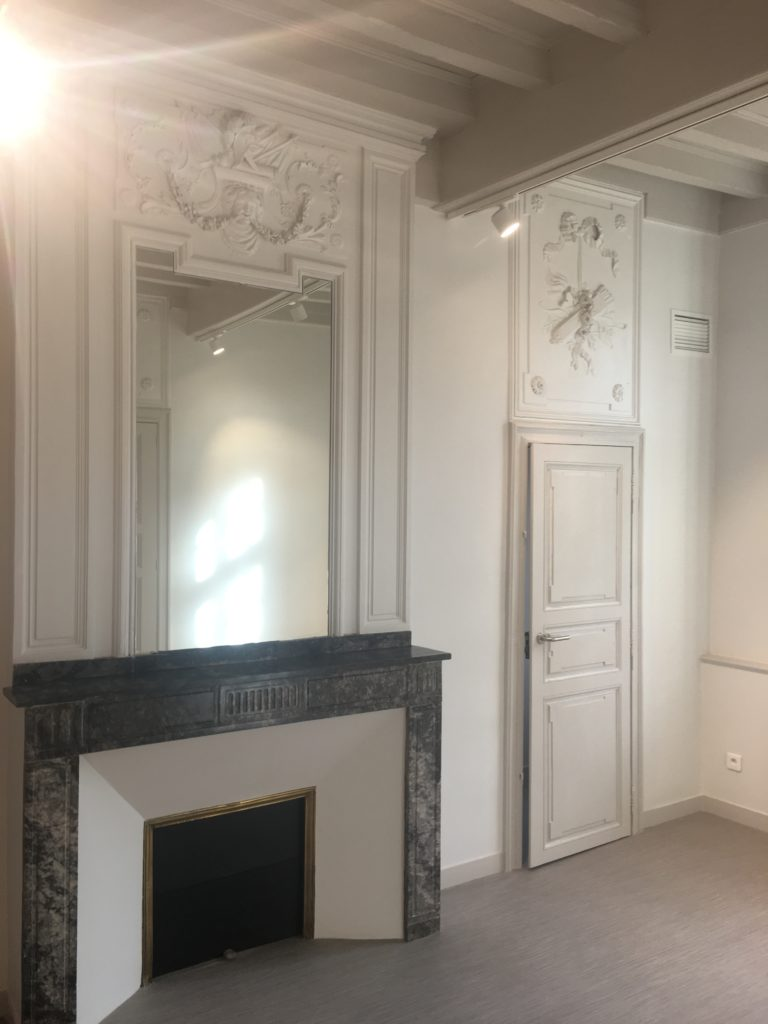 Intérieur Château de Portet