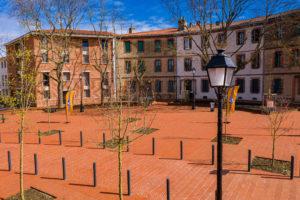 Place Arago Mars 2020